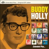 Buddy Holly & the Crickets: Tracks From Some of Their Wonderful EPs