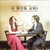 A Mon Ami: Chopin & Franchomme - Works for Cello and Piano / Beatriz Blanco, cello;  Federico Bosco, piano