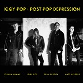 Iggy Pop: Post Pop Depression *
