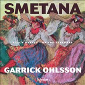 Smetana: Czech Dances; On the Seashore / Garrick Ohlsson, piano