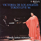 Victoria De Los Angeles Live in Tokyo
