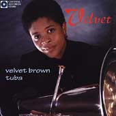 Velvet - Works for Tuba / Velvet Brown