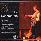 Rossini: La Cenerentola / Abbado, Berganza, Alva, et al