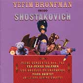 Shostakovich: Piano Concertos no 1 & 2, etc /Bronfman, et al