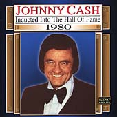 Johnny Cash: Country Music Hall of Fame: 1980