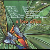 Jason Miles (Composer/Producer): A Love Affair: The Music of Ivan Lins