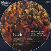 Bach: Hunt Cantata, Wedding Cantata, etc / Kirkby, et al