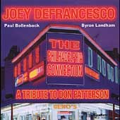 Joey DeFrancesco: The Philadelphia Connection: A Tribute to Don Patterson