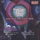 Romantic Swiss Song / Innes, Van Hulle, Coleman, Rushton