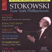 Stokowski - Classic 1947-1949 Columbia Recordings Vol 2
