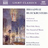 Light Classics - Broadway Blockbusters / Richard Hayman