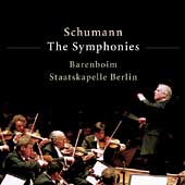 Schumann: The Symphonies / Barenboim, Staatskapelle Berlin