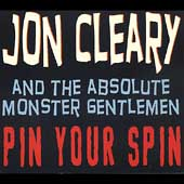 Jon Cleary: Pin Your Spin