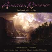 American Romance / Rawlins Piano Trio