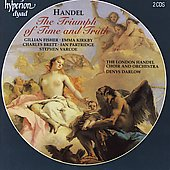 Handel: Triumph of Time and Truth / Darlow, Fisher, et al