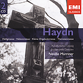 Gemini - Haydn: Masses / Neville Marriner, et al