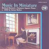 Music in Miniature - Beethoven, Haydn, Clementi / Burnett