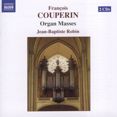 Couperin: Organ Masses / Robin