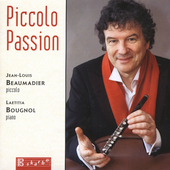 Piccolo Passion / Jean-Louis Beaumadier