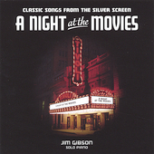 Jim Gibson (Piano): A Night at the Movies
