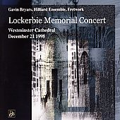 Lockerbie Memorial Concert / Bryars, Hilliard Ensemble