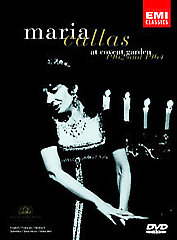 Callas, Maria: At Covent Garden 1962 And 1964 [DVD]