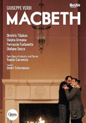 Verdi: Macbeth / Currentzis, Tiliakos, Urmana, Furlanetto [2 DVD]