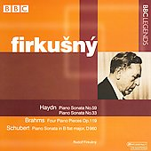 Haydn, Brahms, Schubert / Firkusny