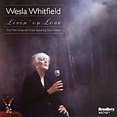 Wesla Whitfield: Livin' on Love *