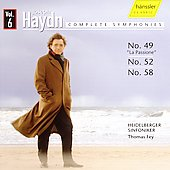 Haydn: Complete Symphonies Vol 6 / Fey, Heidelberg SO