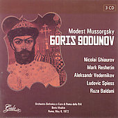 Mussorgsky: Boris Godunov / Khaikin, Naydenov, Ghiaurov
