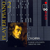 SCENE Player Piano 2 -Chopin /Piano Players from around 1900