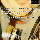 Cabinet of Curiosities - Woolrich: Music for Winds & Piano