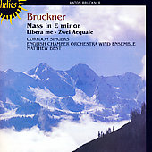 Bruckner: Mass in e, Libera me, etc / Matthew Best, et al