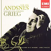 Ballad for Edvard Grieg / Leif Ove Andsnes, et al