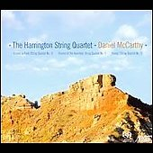 Daniel McCarthy: String Quartets / Harrington String Quartet