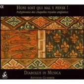 Honi soit qui mal y pense! / Diabolus in Musica