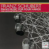 Schubert: Piano Music for Four Hands / Cologne Piano Duo