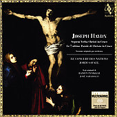 Haydn: Septem Verba Christi in Cruce / Savall, et al
