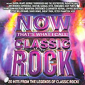 Various Artists: Now That's What I Call Classic Rock