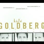 Bach: Goldberg Variations / Haimovitz, Crow, McNabney