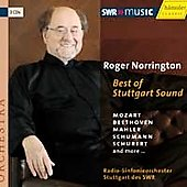 Best of Stuttgart Sound - Mozart, Beethoven, Mahler, etc / Norrington, Stuttgart Radio SO, et al