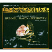 Hummel, Haydn, Beethoven: Music for Winds