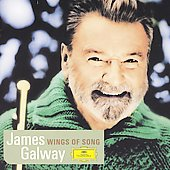 James Galway (Flute): Wings of Song [Limited]