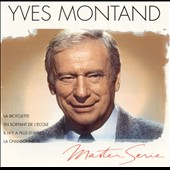 Yves Montand: Master Serie