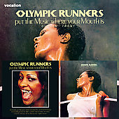 Olympic Runners: Put the Music Where Your Mouth Is/Out in Front