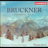 Bruckner: Symphony No. 5 / Neeme J&#228;rvi