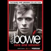 David Bowie: Rare and Unseen [DVD]