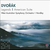 Dvorak: Legends; America Suite