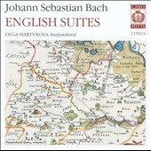 J.S. Bach: Complete English Suites